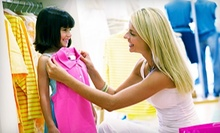 $16 for $40 Worth of New and Gently Used Children's Apparel at Harmony's Treasure Box
