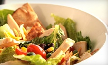 Meal with Salads, Wraps, or Soup for Two or $20 for $40 Worth of Catering at The Chopped Leaf