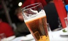 $12 for $25 Worth of Craft Beers and Drinks at Copperheads Tap House