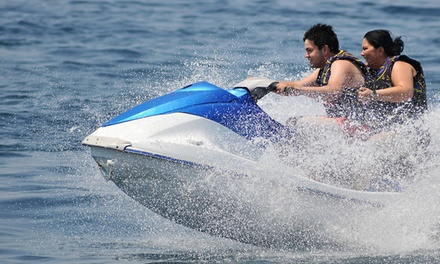 Up to 56% Off NYC Jet Ski Tour at Sea the City, LLC