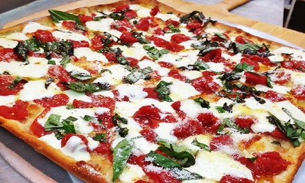 Italian Meal with Dessert for Two, or $16 for $25 Worth Italian Food at Giovanni's Restaurant & Pizzeria