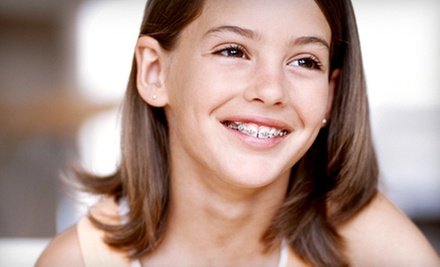 $49 for an Exam and X-rays with Credit Toward Invisalign or Braces at Dr. Stephen J. Breaud Orthodontics ($500 Value)