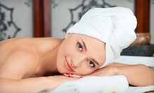 $89 for a Spa Package with Swedish Massage, Body Scrub, and Foot Massage at Therapeutic Healings ($180 Value)