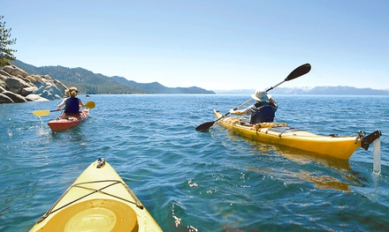 Kayak Tour for One, Two, or Four at Relaxed Kayaks (51% Off)
