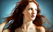 Haircut with Optional Conditioning Treatment or Color Services from Julie at The Motif Hair by Design (Up to 58% Off)