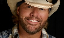 Thunder on the Mountain featuring Toby Keith, Luke Bryan, and More at Mulberry Mountain on June 68 (Up to 51% Off) 