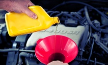 One or Three Oil Changes with Tire Rotations and Inspections at Auto-Lab (Up to 73% Off)