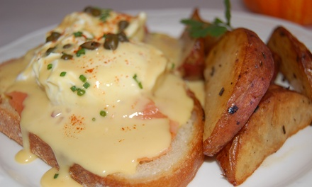 Up to 40% Off Food & Drink at Allegro Bistro