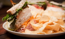 $9 for Three Groupons, Each Good for $6 Worth of Caf Cuisine at Bloom's Lunch Cafe ($18 Total Value)