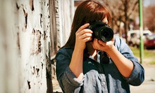 Two Online Classes or One Photography Class or Safari for One or Two from Texas Photo (Up to 55% Off)