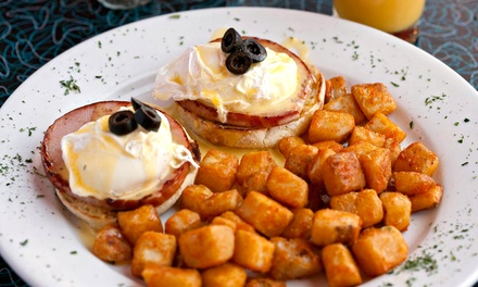 Three Groupons, Each Good for $10 Toward Breakfast, Lunch, or Dinner at City Diner (Up to 50% Off)