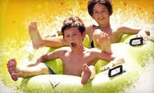 $12.49 for a Water-Park Outing at Splashway Waterpark (Up to $24.99 Value)