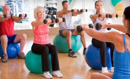 6 or 12 Total-Body Conditioning Group Classes or 4 Personal-Training Sessions at Body Balance (Up to 70% Off)