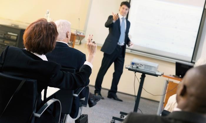 Habib Web Technology - SHOTTS LEISURE CENTRE: Adobe Photoshop or Illustrator Classroom Course at Habib Web Technology (Up to 57% Off)