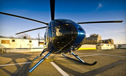 $139 for a Private 30-minute Helicopter-Piloting Experience from Wings Air ($250 Value)