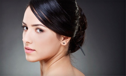 Threading or Waxing for Eyebrows, Brows and Lip, or Full Face from Mona Bhatty at Glam Haus Salon Spa (Up to 57% Off)