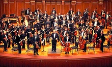 "Boston Civic Symphony Presents ""Emerging Artists"" Concert for One or Two on April 28 at 2 p.m. (Up to 62% Off)"