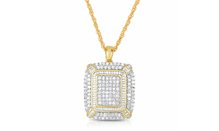 2.00 CTTW Diamond Pendant