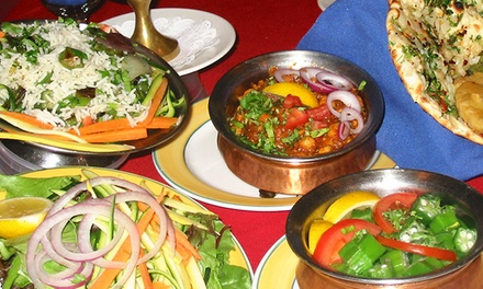Indian Cuisine at Lovash Restaurant (Up to 35% Off)