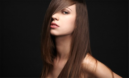 One, Three, or Six Blow-Dry Sessions with Shampoos at Ginza Salon, Spa & Image Center (Up to 65% Off)