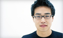 $30 for an Eye Exam, Pair of Standard Glasses, and $250 Toward Designer Glasses at Optical Warehouse Outlet ($350 Value)