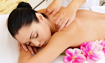 One or Three Groupons, Each Good for a 60-Minute Full-Body Massage at Joy Spa (44% Off)