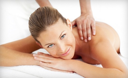60-Minute, 90-Minute, or Three 60-Minute Massages at Massage with Wachena (Up to 61% Off). Three Options Available.