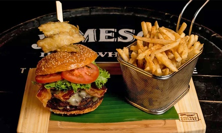 Irish Pub Food and Drinks for Two, Four, or Six at McFadden's Orlando (Up to 48% Off)