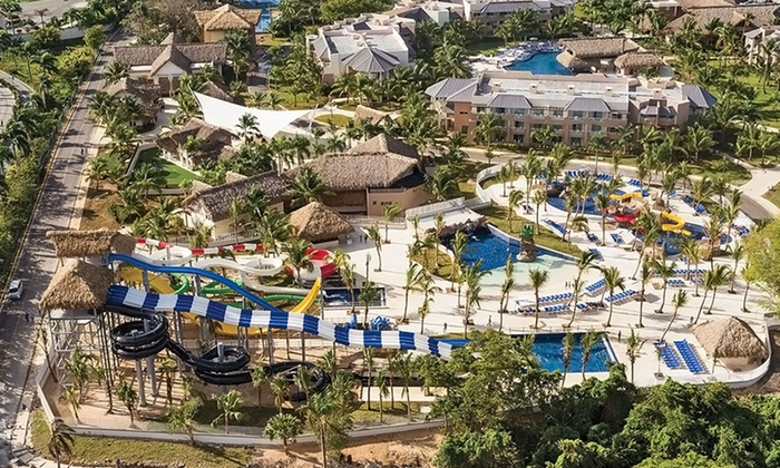 Memories splash punta cana stay with airfare from vacation for Round the world trips all inclusive
