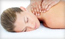 60-, 90-, or 120-Minute Massage at Serenity Massage & Bodyworks (Up to 63% Off)