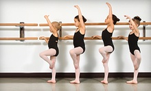 $29 for Eight Dance Lessons at Emily Jane Center for Dance ($60 Value)
