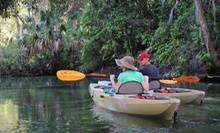 River Kayak Tour for Two or Four from Expedition Florida Adventures in Orange City (Up to 53% Off)