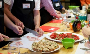 Three-hour Italian Cooking Class For Two Or Four At Old Towne Orange Walking Food Tours (up To 42% Off)