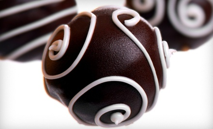 8 or 16 Cake Balls at Great Harvest Bread Company (Half Off)