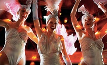 Cabaret Night for Two or Four with Drinks and Dessert at Metropolitan Room (Up to 59% Off)