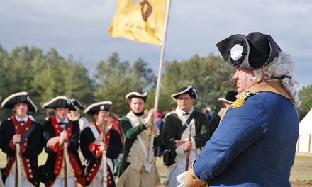 American Heritage Festival Visit for Two or Four on November 22 or 23 (Up to 37% Off)