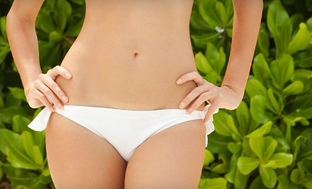One or Three Brazilian Waxes at Trinity Salon & Day Spa (Up to 54% Off)