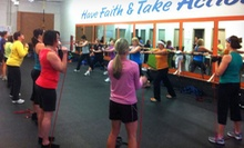 $29 for One Month of Unlimited Boot-Camp Classes at Fitness Revolution ($299 Value)
