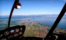 Tour for Two of Downtown and Buckhead or of the Lake Lanier Islands from Blue Ridge Helicopters (Half Off)