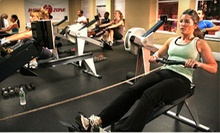 5 or 10 Indoor Rowing-Training Sessions at RowZone (55% Off)