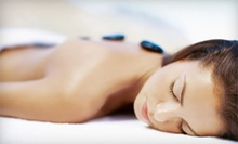 One, Two, or Three 75-Minute Hot-Stone Massages at Seeton Touch Massage (Up to 63% Off)