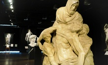 Michelangelo Exhibit for Two at Denver Pavilions (Up to $32 Value)