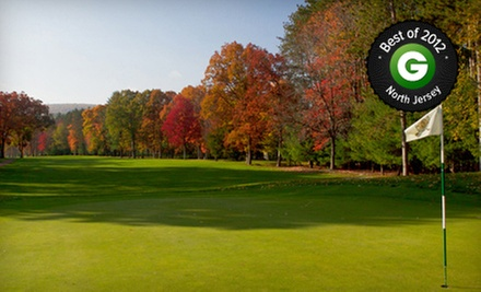 $ 49 for Round of Golf with Cart Rental and Range Balls at Bowling Green Golf Club (Up to $ 104 Value)