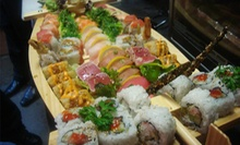 Pan-Asian Food and Sushi for Two or Four at Maru Sushi &amp; Grill (Half Off)