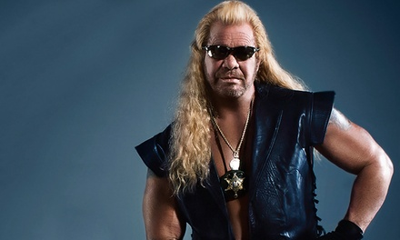 Dog the Bounty Hunter Live at Tennessee Performing Arts Center on September 28 at 7 p.m. (Up to 57% Off)