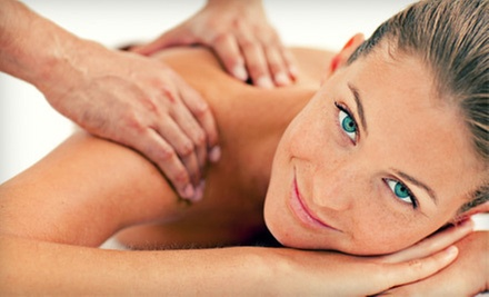 60-Minute Signature Massage and Custom Facial, or a 60-Minute Custom Facial and Foundation at Pure SKN (Up to 61% Off)
