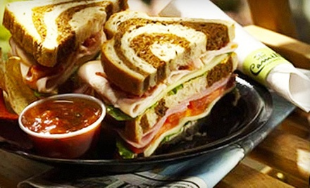 Five Breakfast, Lunch, or Dinner Entrees at Camille's Sidewalk Café (Up to 55% Off)