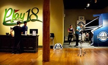 $39 for a Private One-Hour Simulator at TourBound Golf Academy ($125 Value)