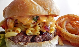 Burgers, Salads, And Shakes, Valid Sunday–thursday Or Any Day At Flipside Burgers & Bar (up To 50% Off)