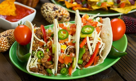 $11 for $20 Worth of Mexican Food at Puerto Vallarta Express